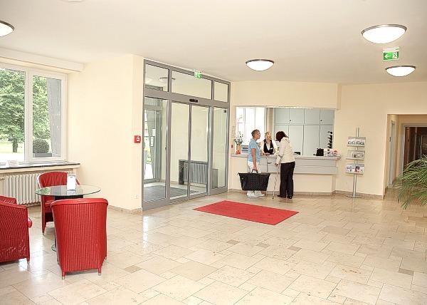 vorstellung der balzerborn kliniken in bad sooden allendorf. Black Bedroom Furniture Sets. Home Design Ideas